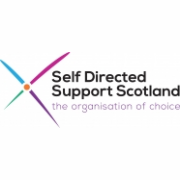 Self Directed Support Scotland - logo