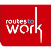 Routes to Work - logo