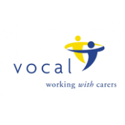 VOCAL (support for carers in Edinburgh and Midlothian) - logo